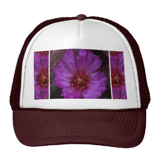 SILK Sparkle Flower Print : Goodluck Blessings Lov Trucker Hats