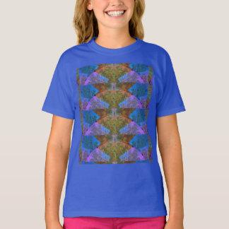Silken Arc Dream Template DIY add TEXT IMAGE JPG T-Shirt