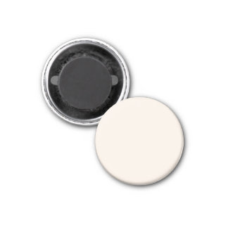Silken Metal Color TONES : Add Text / Image 3 Cm Round Magnet