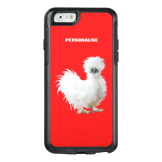 Silkie Chicken OtterBox iPhone 6/6s Case