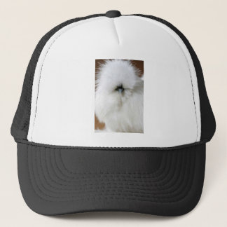 Silkie Chicken Trucker Hat