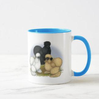 Silkie Trio Mug