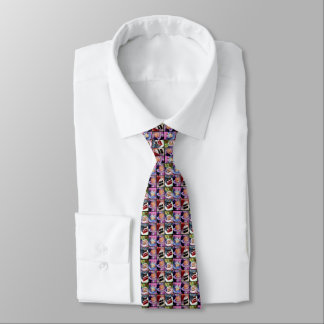Silky Cake Art Tie- Perfect for any Celebration Tie