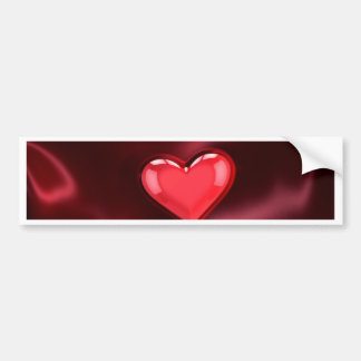 Silky Love Bumper Sticker