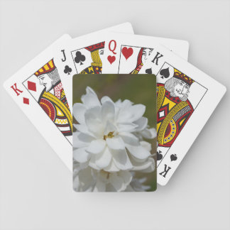 Silky Magnolia Playing Cards