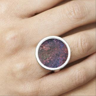 Silky Marble/Purples Design
