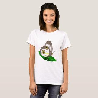 Silky Owl Butterfly T-Shirt