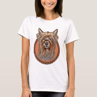 Silky Terrier 001 T-Shirt