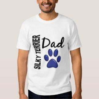 Silky Terrier Dad 2 Tee Shirt