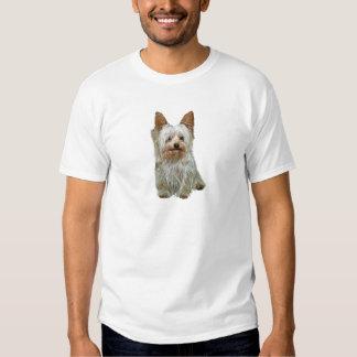 Silky Terrier (platinum) T Shirts