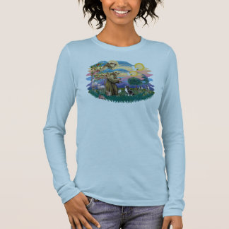 Silky Terriers (two) Long Sleeve T-Shirt