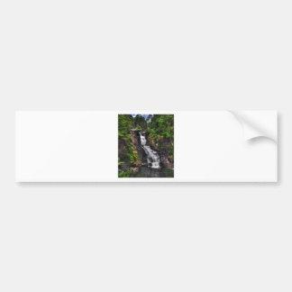Silky Waterfalls Bumper Sticker
