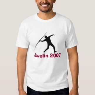 Sillouettes_T-F-Javelin, Javelin 2007 Shirt