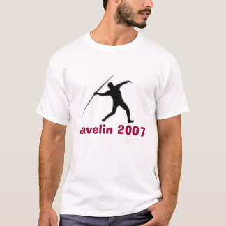Sillouettes_T-F-Javelin, Javelin 2007 T-Shirt