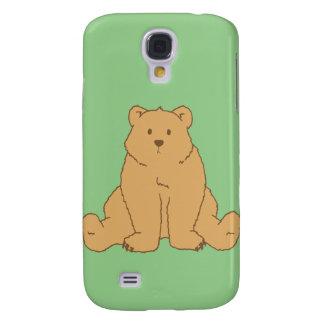 'Silly Bear #1' Galaxy S4 Case