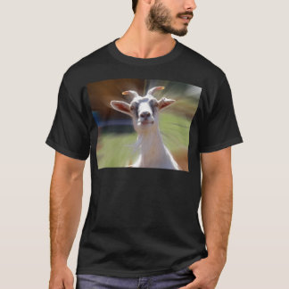 Silly BillyGoat Photograph T-Shirt