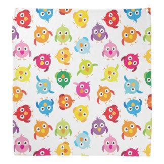silly birds | bandana