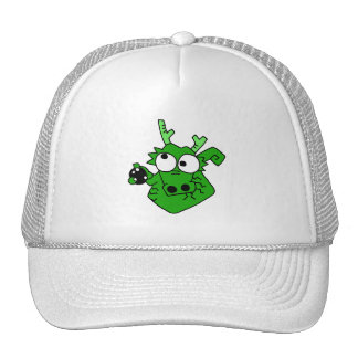 Silly Bowling Dragon Hat
