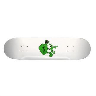 Silly Bowling Dragon Skate Board Deck