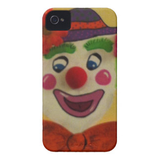 Silly Clown iPhone 4 Case-Mate Case