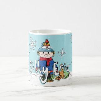 Silly Eric Christmas Mug