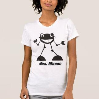 Silly Evil Robot - Evil Minion Tshirts
