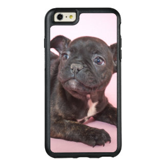 Silly French Bulldog Puppy Ready To Play OtterBox iPhone 6/6s Plus Case