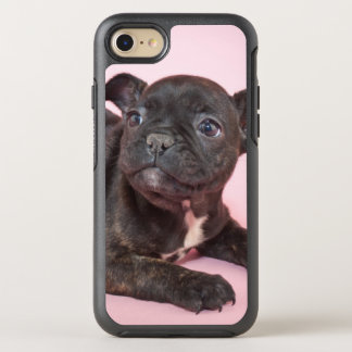 Silly French Bulldog Puppy Ready To Play OtterBox Symmetry iPhone 8/7 Case