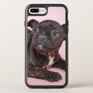 Silly French Bulldog Puppy Ready To Play OtterBox Symmetry iPhone 8 Plus/7 Plus Case