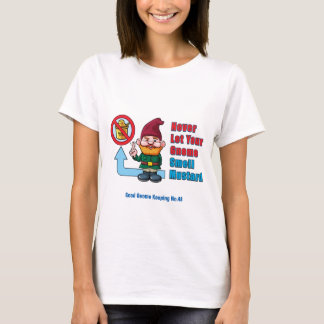 Silly Gnome and Mustard T-Shirt