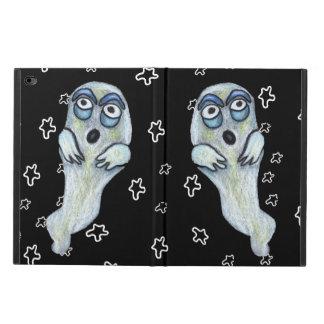 Silly Goofy Cartoon Ghost Big Eyes Halloween Powis iPad Air 2 Case