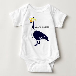 Silly Goose Baby Bodysuit