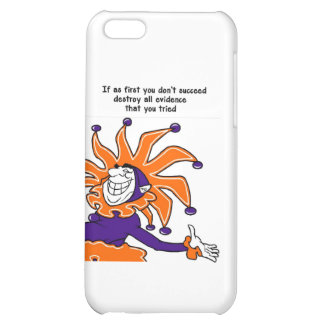 Silly Joker iPhone 5C Cases