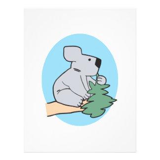 silly koala bear flyers