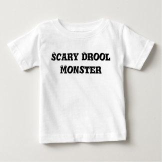 Silly Little Dark Orange Monster Tee Shirts