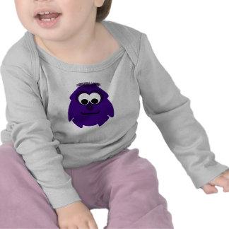 Silly Little Dark Purple Monster Tees