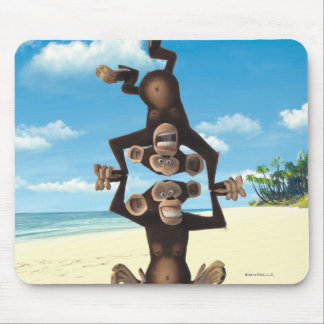 Silly Mason and Phil Mouse Mat