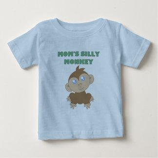 Silly Monkey - Baby Fine Jersey T-Shirt