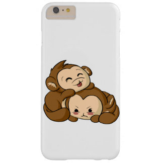Silly Monkeys! Barely There iPhone 6 Plus Case