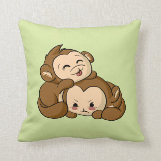 Silly Monkeys! Cushion