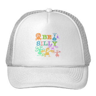 Silly Monsters Trucker Hat