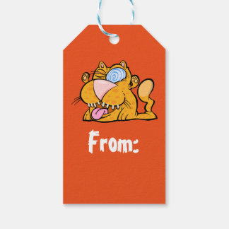 Silly Monster's Zombie Kat Gift Tags