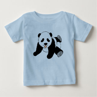 Silly Panda Infant T-Shirt