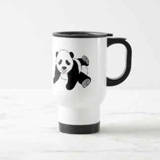 Silly Panda Stainless Steel Travel Mug