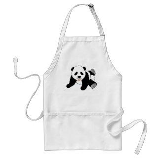 Silly Panda Standard Apron