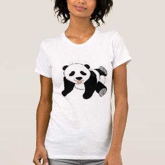 Silly Panda T Shirt