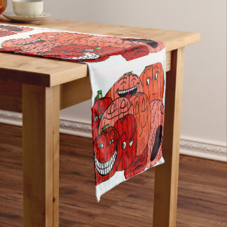 SILLY PUMPKIN PATCH tablecloth