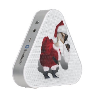 Silly Santa Goose - A Web Footed Christmas Speaker