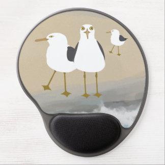 Silly Seagulls Gel Mousepad Gel Mouse Mat