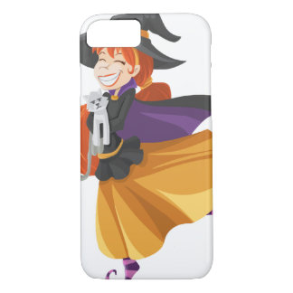 Silly Simple Witch - Phone Case (Apple + Android)